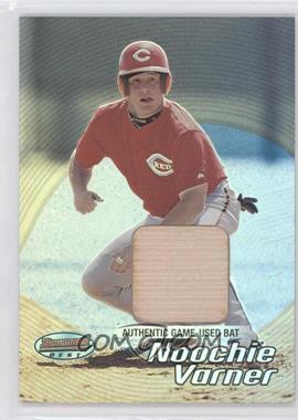 2002 Bowman's Best - [Base] #155 - Bat - Noochie Varner