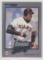 Barry Bonds #1205/2,500