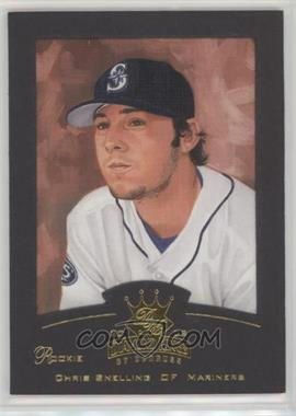 2002 Donruss Diamond Kings - [Base] - Gold Foil #151 - Chris Snelling /100
