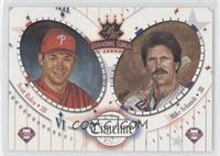 Scott Rolen, Mike Schmidt