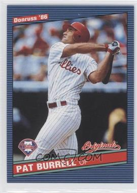 2002 Donruss Originals - [Base] #342 - Pat Burrell
