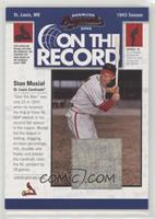 Stan Musial #/43