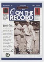 Jimmie Foxx /800