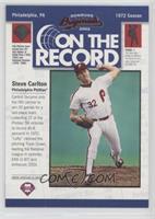 Steve Carlton #/800