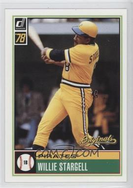 2002 Donruss Originals - What If? 1978 #14 - Willie Stargell