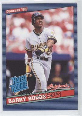2002 Donruss Originals - What If? #15 - Barry Bonds
