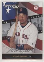 Manny Ramirez [Noted] #/5