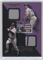 Larry Walker, Todd Helton /100
