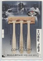 Derek Jeter, Alfonso Soriano, Bernie Williams /300