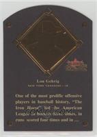 Lou Gehrig /1939