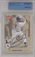 Kirby Puckett [BAS Certified Encased by BGS]