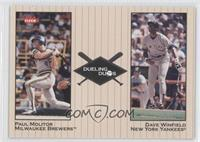 Dave Winfield, Paul Molitor