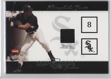 2002 Fleer Greats - Through the Years Memorabilia - Level 1 #BOJA.2 - Bo Jackson (Chicago White Sox)