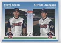 Steve Green, Alfredo Amezaga
