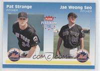 Pat Strange, Jae Weong Seo