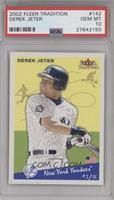 Derek Jeter (Base) [PSA10]