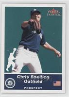 Prospects - Chris Snelling