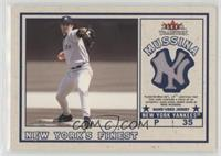 Mike Mussina, Mo Vaughn (Mike Mussina Jersey)