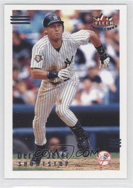 2002 Fleer Triple Crown - [Base] - RBI #2 - Derek Jeter /74