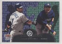 Team Players - Edgar Martinez, Ichiro Suzuki
