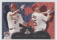 Albert Pujols, Mark McGwire