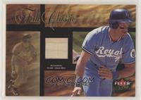George Brett (Bat) [EX to NM]