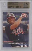 Jeff Francoeur [BGS 9.5 GEM MINT]