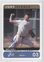 Matt Cain /400