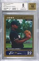 Francisco Liriano [BGS 8 NM‑MT] #/100