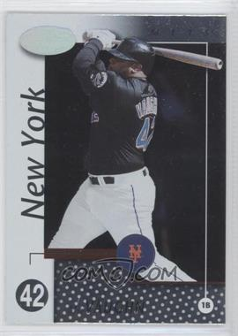 2002 Leaf Certified - [Base] - Samples Silver #123 - Mo Vaughn