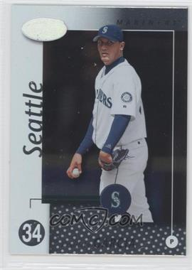 2002 Leaf Certified - [Base] - Samples Silver #52 - Freddy Garcia