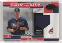 Jim Thome [EX to NM] #/100