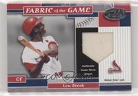 Lou Brock [EX to NM] #/61