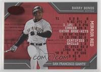 Barry Bonds /150