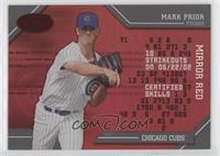 Mark Prior #/150