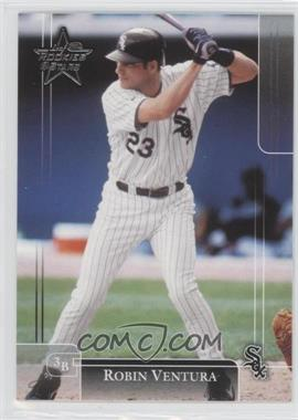 2002 Leaf Rookies And Stars - [Base] #65 - Robin Ventura (Chicago White Sox)