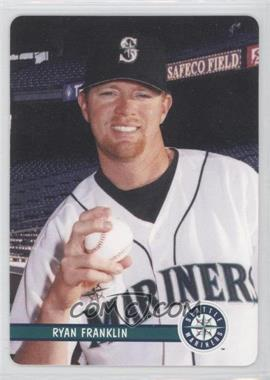 2002 Mother's Cookies Seattle Mariners - Stadium Giveaway [Base] #23 - Ryan Franklin