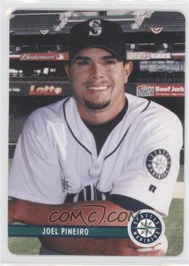 2002 Mother's Cookies Seattle Mariners - Stadium Giveaway [Base] #26 - Joel Pineiro