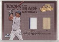 Larry Walker [EX to NM] #/200
