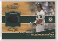 Jose Canseco (Batting Glove) /50
