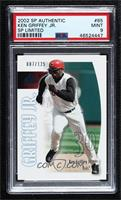 Ken Griffey Jr. [PSA 9 MINT] #/125