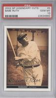 Babe Ruth [PSA10GEMMT]
