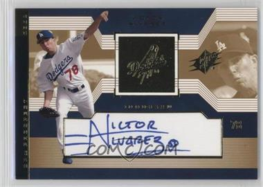 2002 SPx - [Base] #121 - Prospect Autographs - Victor Alvarez