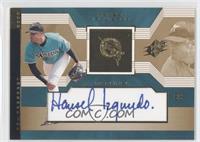 Prospect Autographs - Hansel Izquierdo