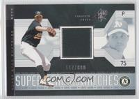Super Stars Swatches - Barry Zito #/800