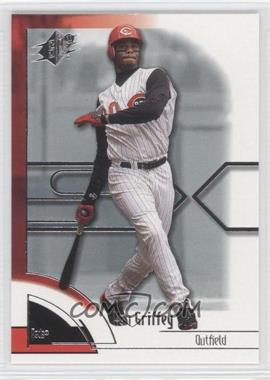 2002 SPx - [Base] #85 - Ken Griffey Jr.