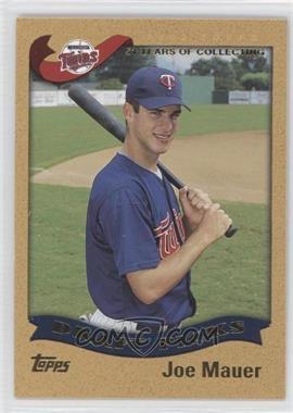 2002 Topps - [Base] - Gold #622 - Joe Mauer /2002