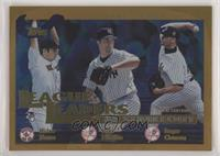 Hideo Nomo, Mike Mussina, Roger Clemens [EXtoNM]