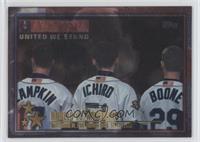 Tom Lampkin, Ichiro Suzuki, Bret Boone