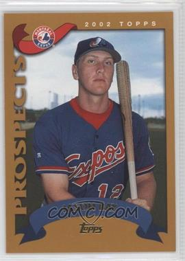 2002 Topps - [Base] #326 - Jason Bay